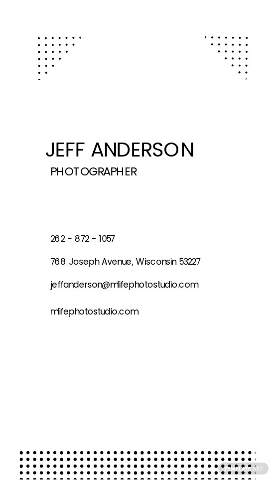 Photo Studio Business Card Template 1.jpe