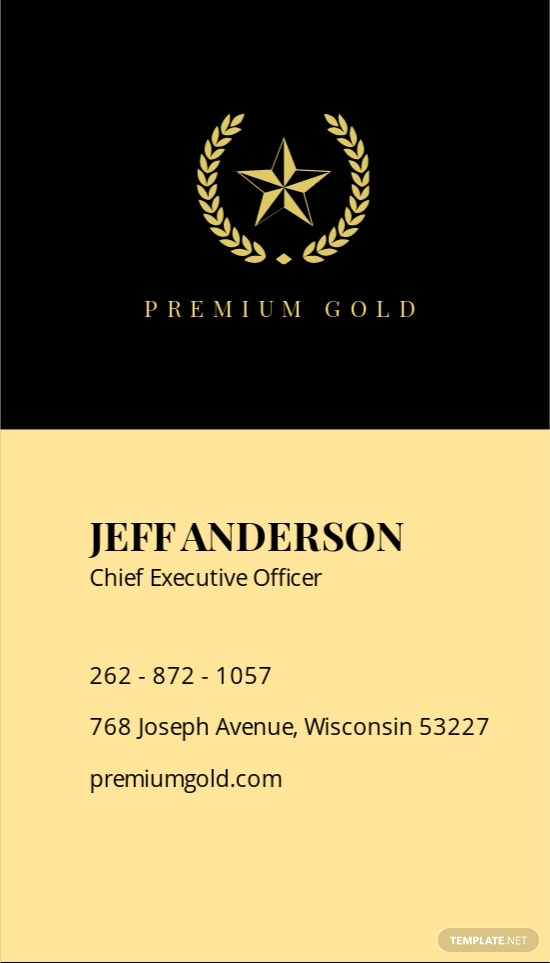 Premium Gold and Black Business Card Template 1.jpe
