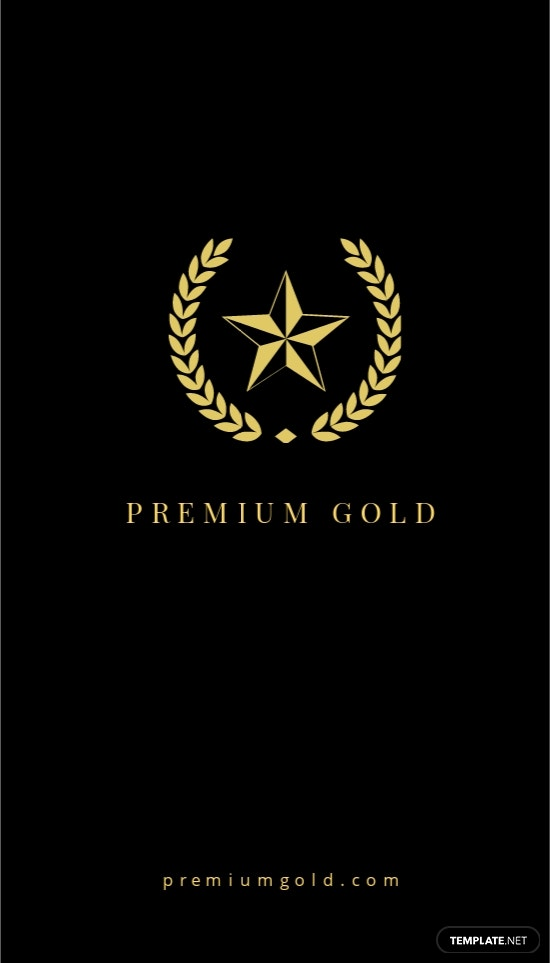 Premium Gold and Black Business Card Template.jpe