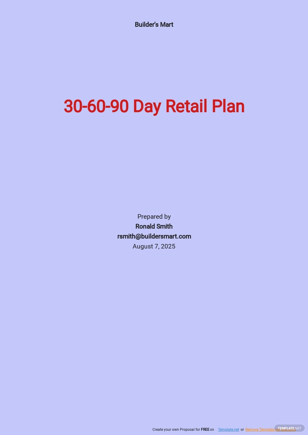 30 60 90 Day Retail Plan Template.jpe
