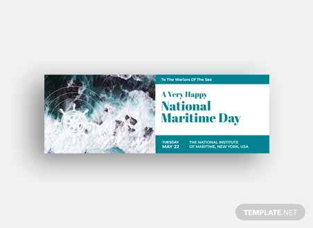 National Maritime Day Tumblr Banner
