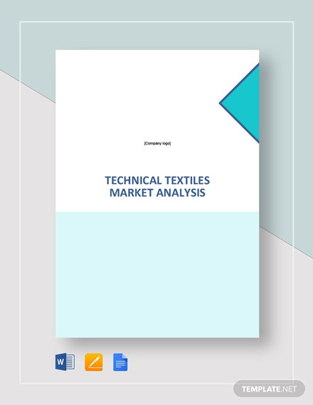 Technical Textiles Market Analysis Template