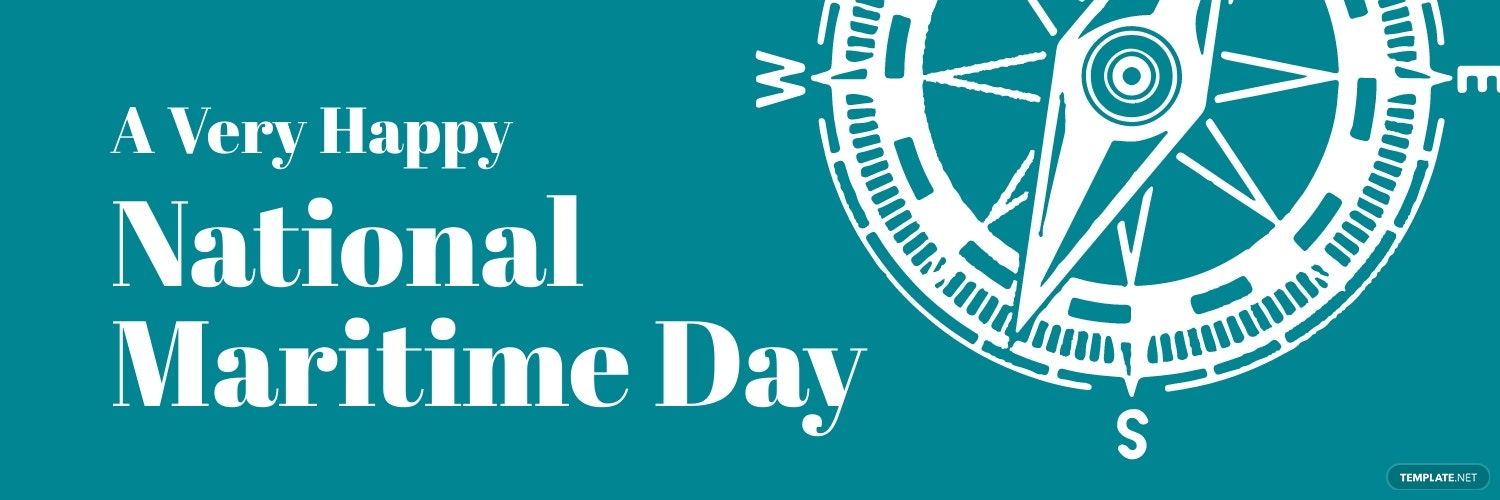 National Maritime Day Twitter Header Cover Template.jpe