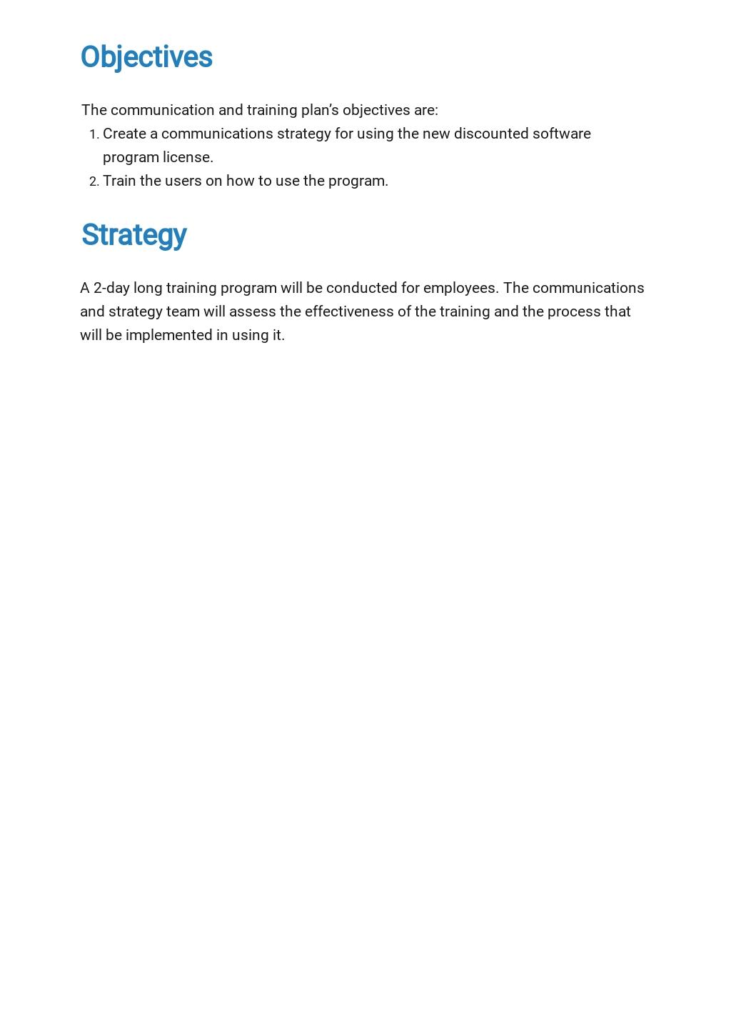 Communication and Training Plan Template 1.jpe