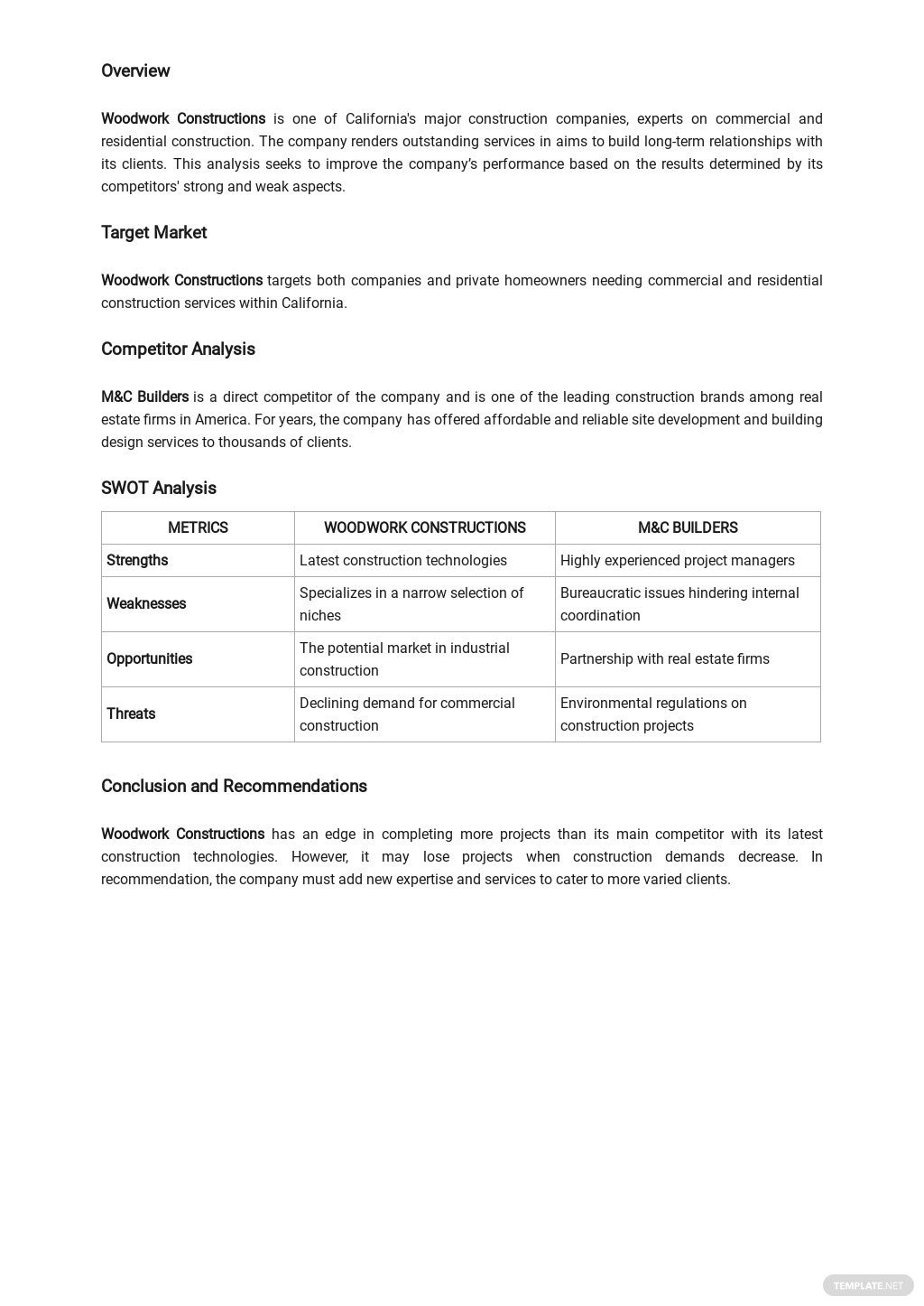 Construction Company Competitive Analysis Template 1.jpe