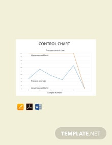 Free Control Chart Template