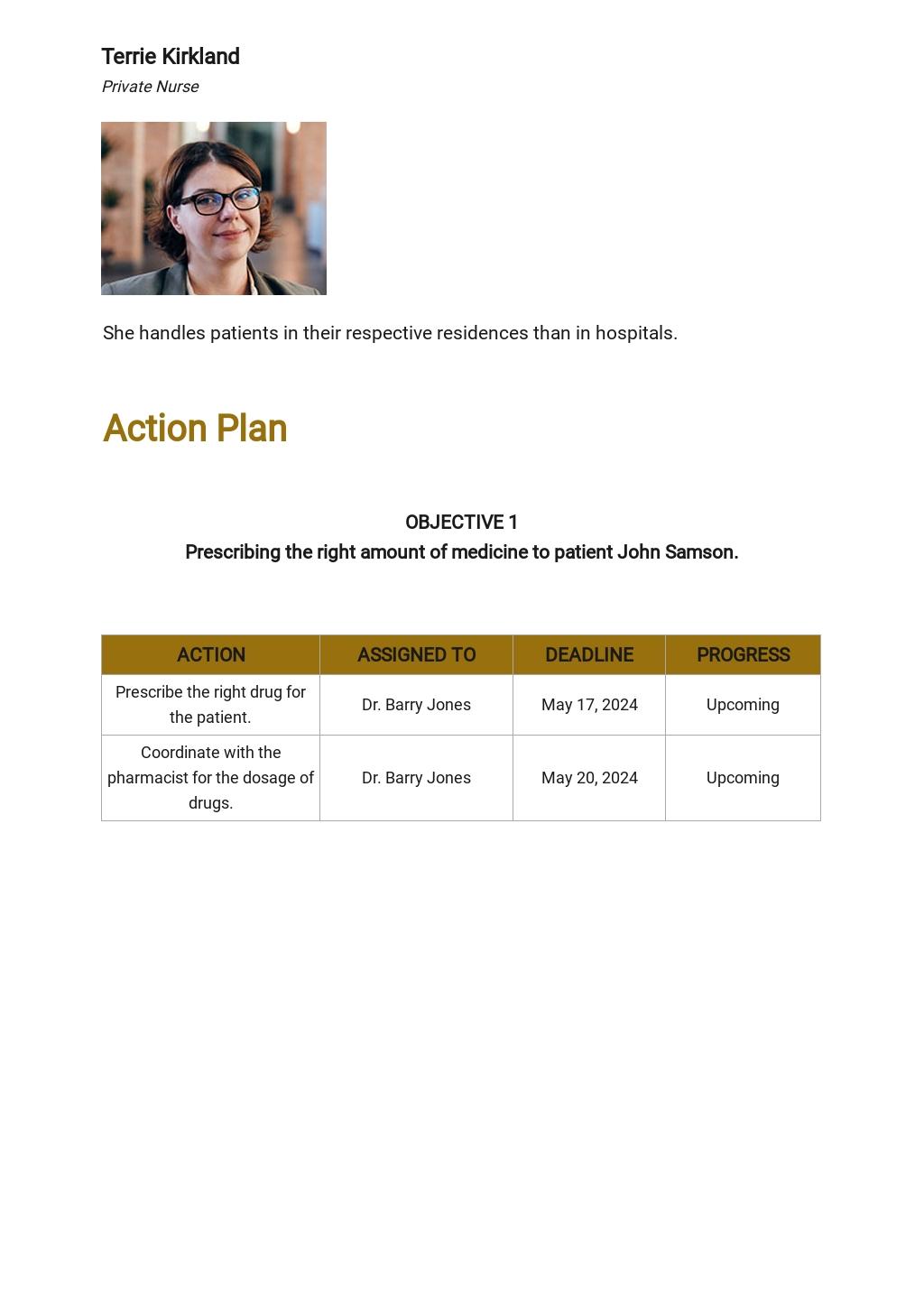 Free Sample Treatment Plan Template 2.jpe