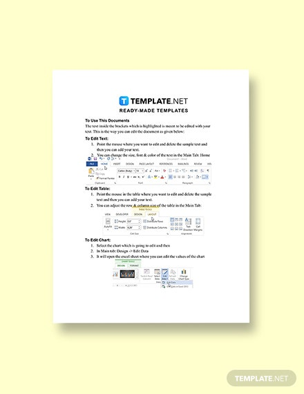 Student Recruitment Plan Template Example