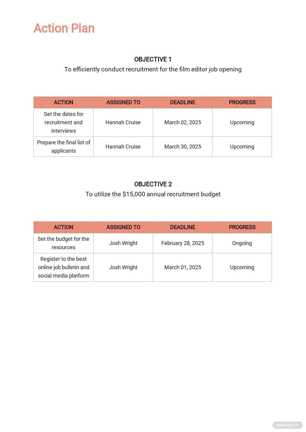 Annual Recruitment Plan Template 3.jpe