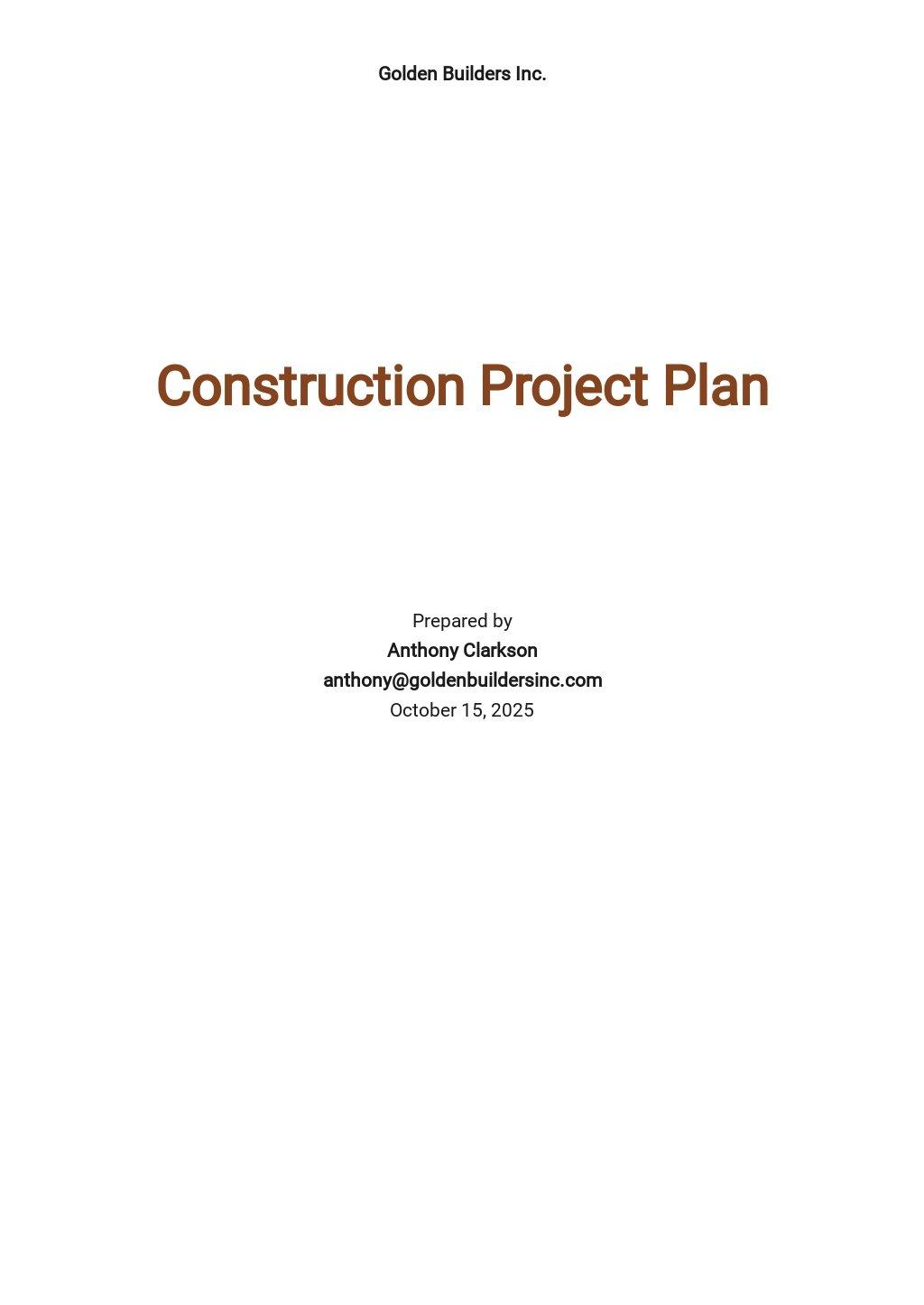 Construction Project Plan Template.jpe