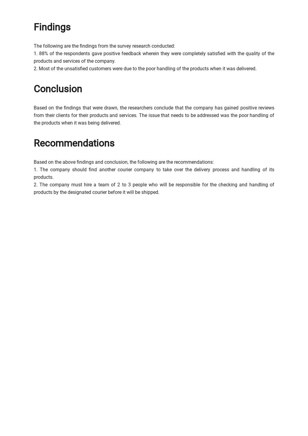 Survey Research Report Template 2.jpe