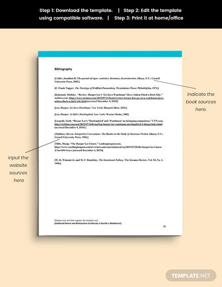 academic research report customizable