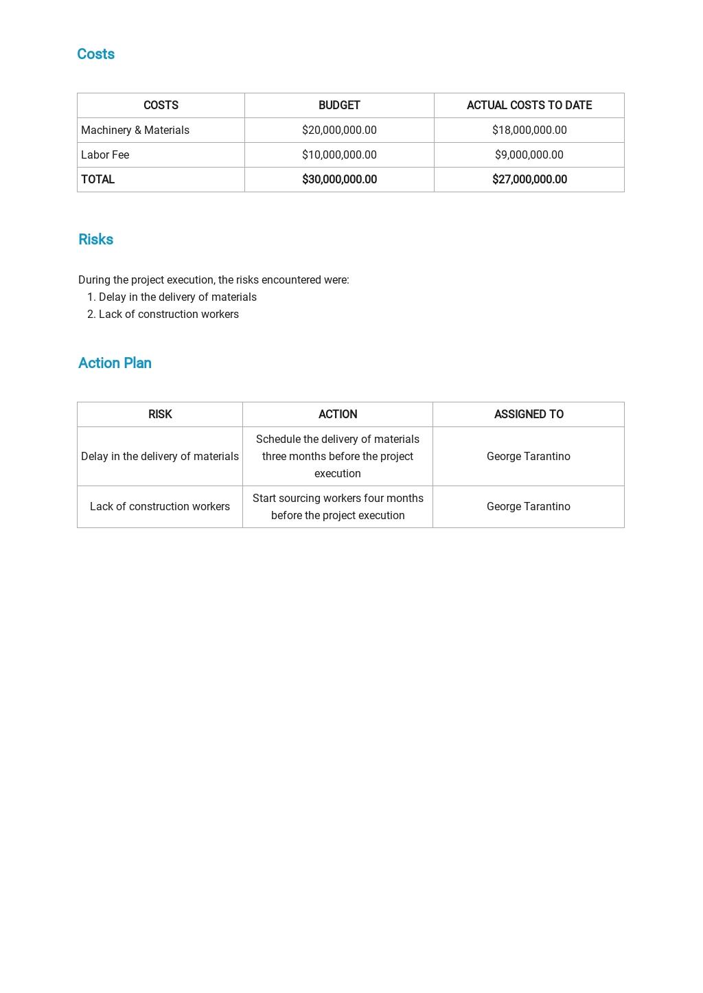 Monthly Construction Progress Report Template 2.jpe