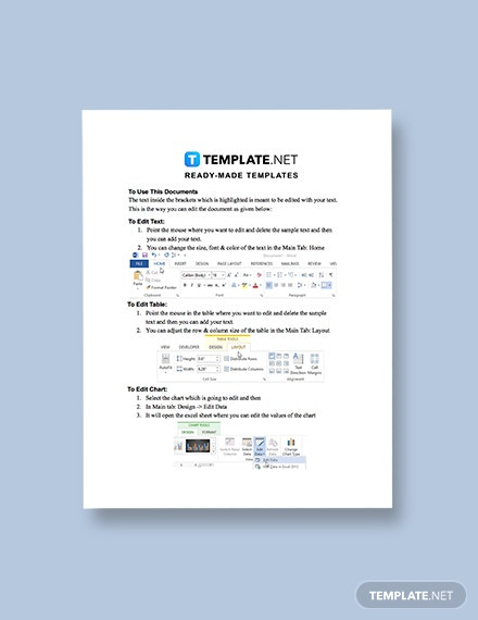 Contractor Construction Daily Report Instructions