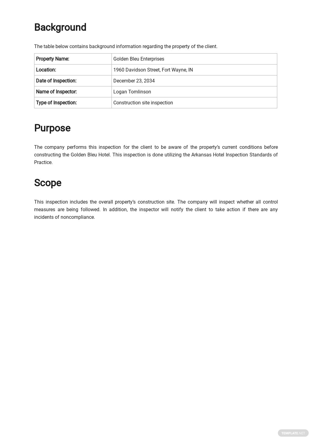 Construction Inspection Report Template 1.jpe