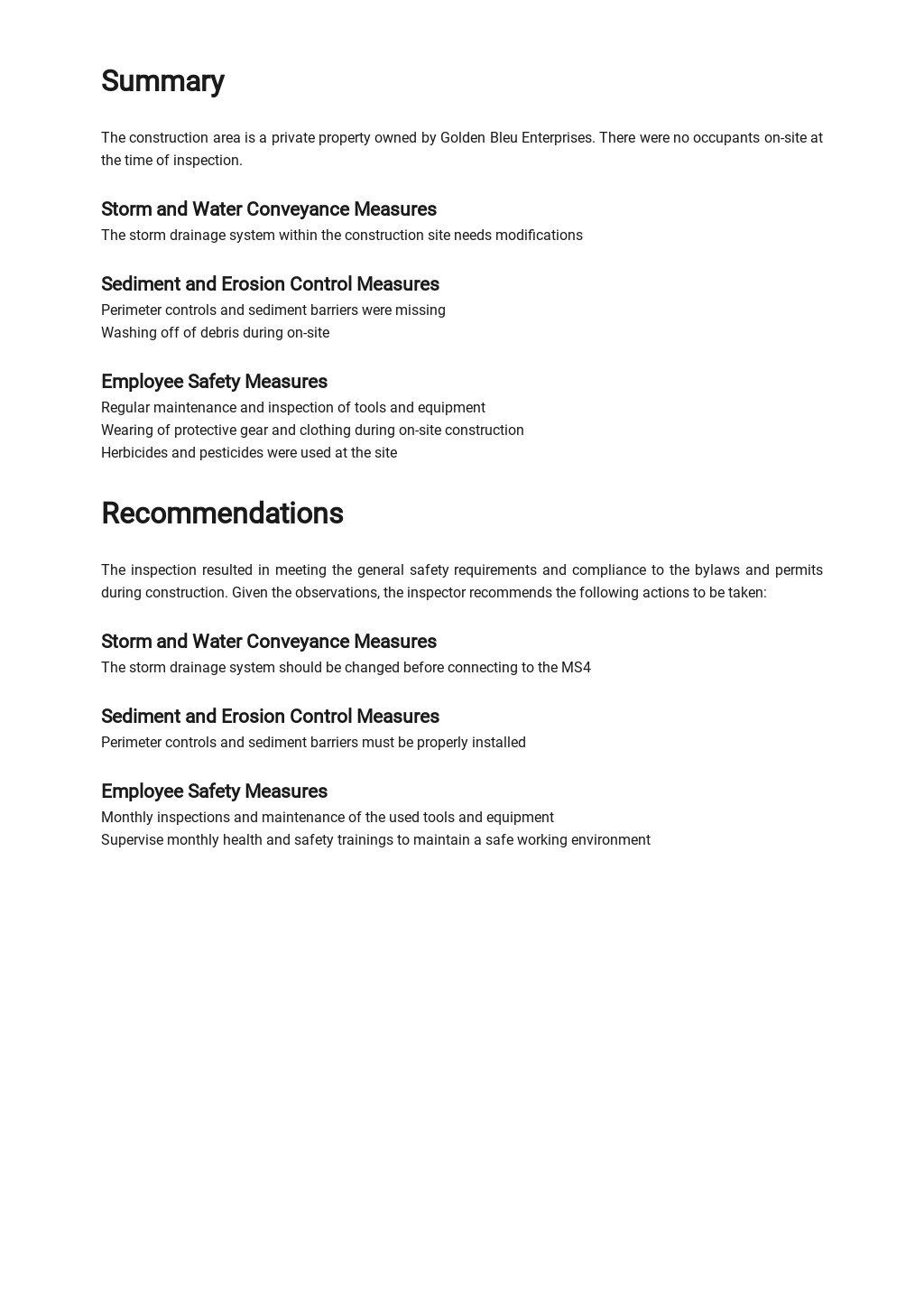 Construction Inspection Report Template 2.jpe