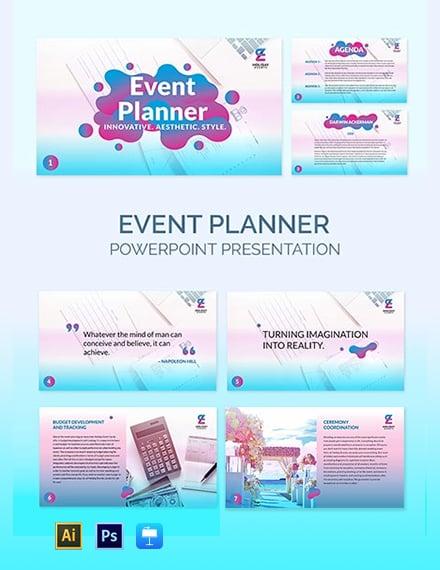 Event Planner Presentation