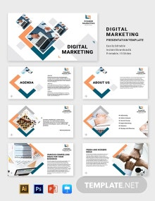 Marketing Agency Presentation Template
