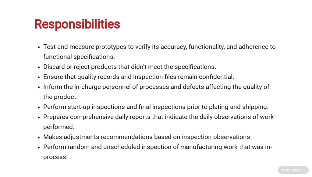 Free Mechanical Inspector Job Ad/Description Template 3.jpe