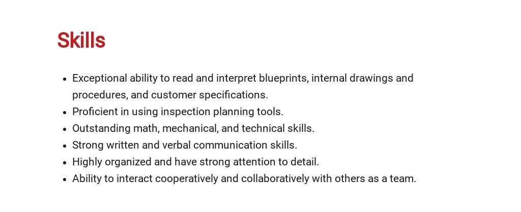 Free Mechanical Inspector Job Ad/Description Template 4.jpe