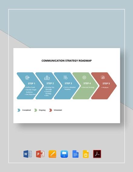 Communication Strategy Roadmap