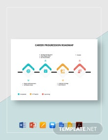 Career Progression Roadmap Template