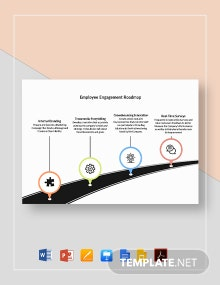 Employee Engagement Roadmap Template