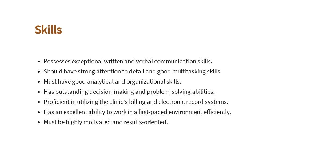 Free Clinical Laboratory Technician Job Description Template 4.jpe