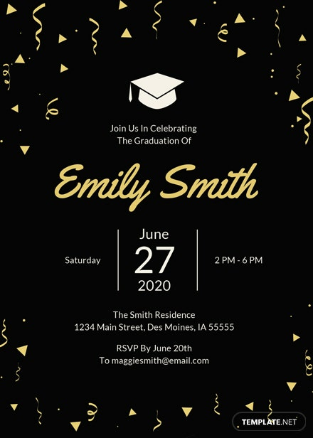 Free graduation invitation template download 344 invitations in free graduation invitation template download 344 invitations in word publisher illustrator pages template filmwisefo