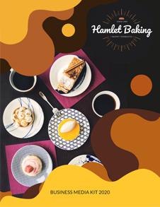 Baking Business Media Kit Template