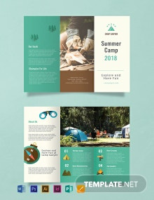 Free Summer Camp Brochure