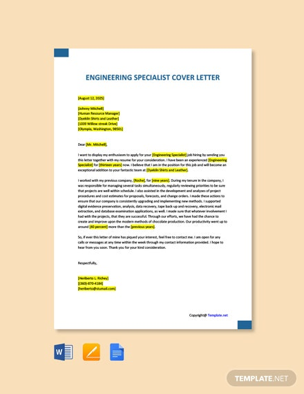 Engineering-Specialist-CoverLetter Template Cover Letter Law Firm Summer Internship Certificate Zpxowr on