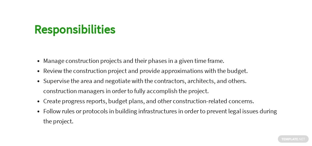 Free Civil Engineering Project Manager Job Description Template 3.jpe