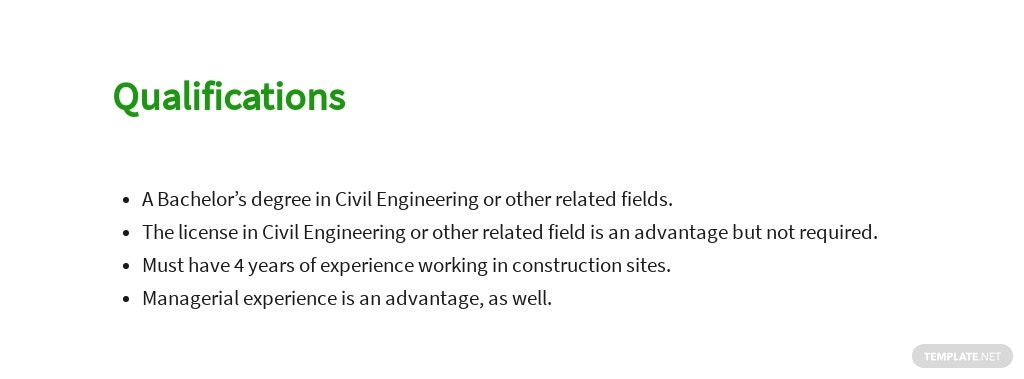 Free Civil Engineering Project Manager Job Description Template 5.jpe