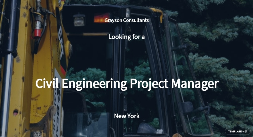 Free Civil Engineering Project Manager Job Description Template.jpe