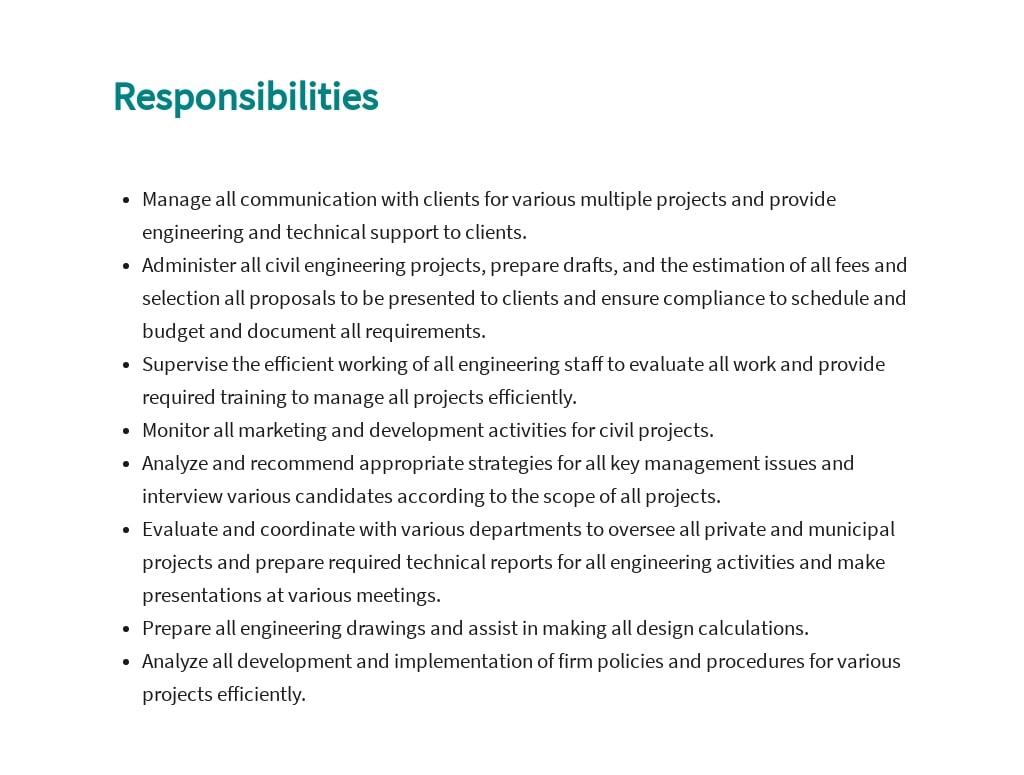 Free Civil Engineering Manager Job Description Template 3.jpe
