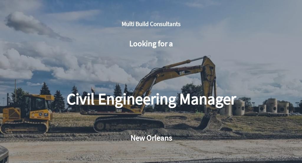 Free Civil Engineering Manager Job Description Template.jpe