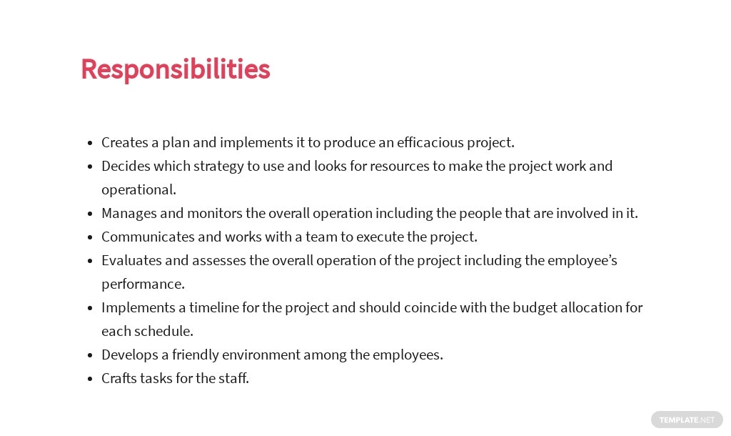Free Freelance Project Manager Job Ad and Description Template 3.jpe
