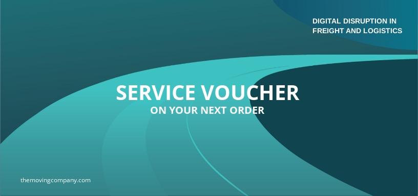 Trucking Logistics Voucher Template
