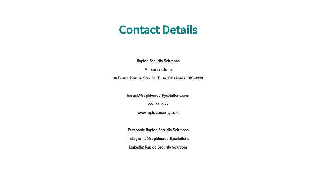 Free Public Safety Officer Job AD/Description Template 8.jpe