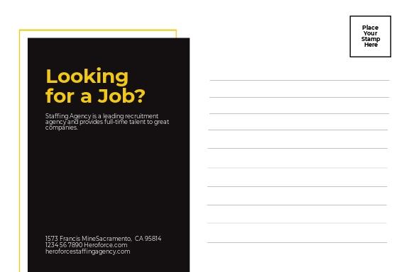 Staffing Agency Postcard Template 1.jpe