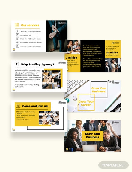 Staffing Agency Presentation Download
