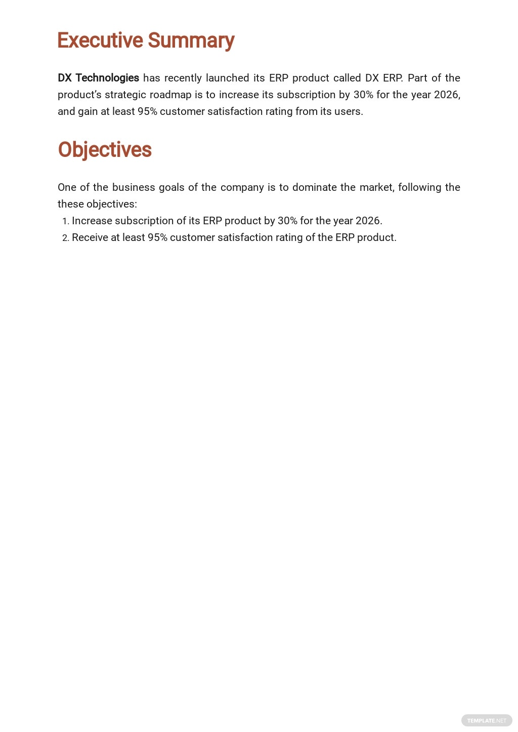 Strategy Enterprise Resource Planning Roadmap Template 1.jpe
