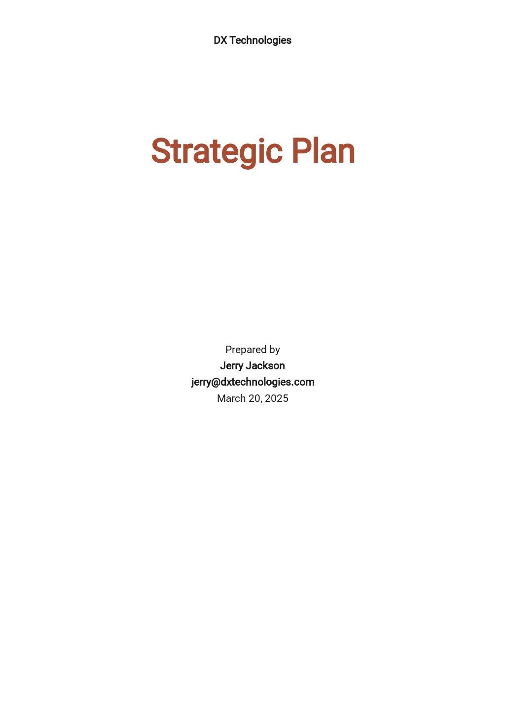 Strategy Enterprise Resource Planning Roadmap Template.jpe