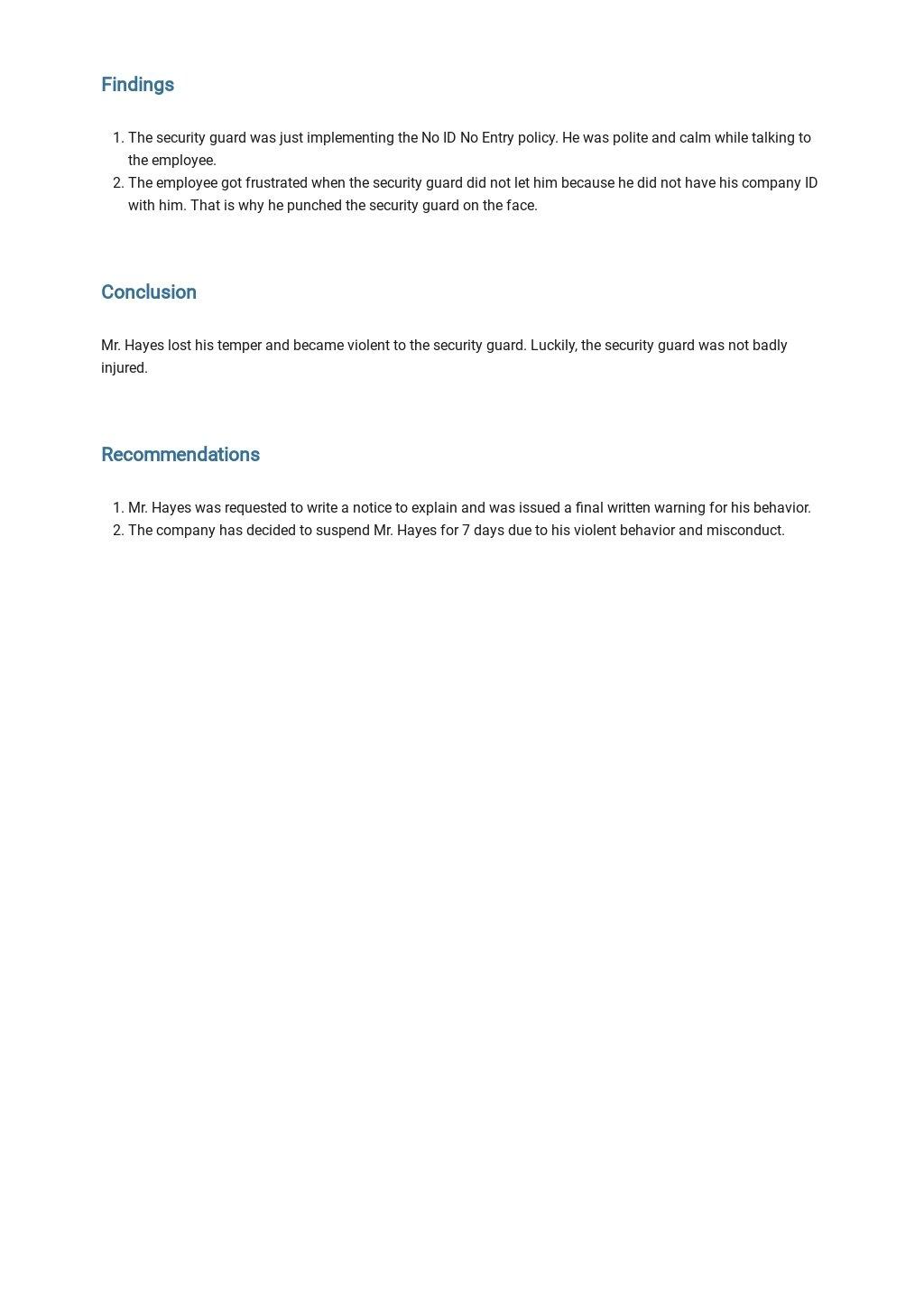 Violent Incident Report Form Template 2.jpe