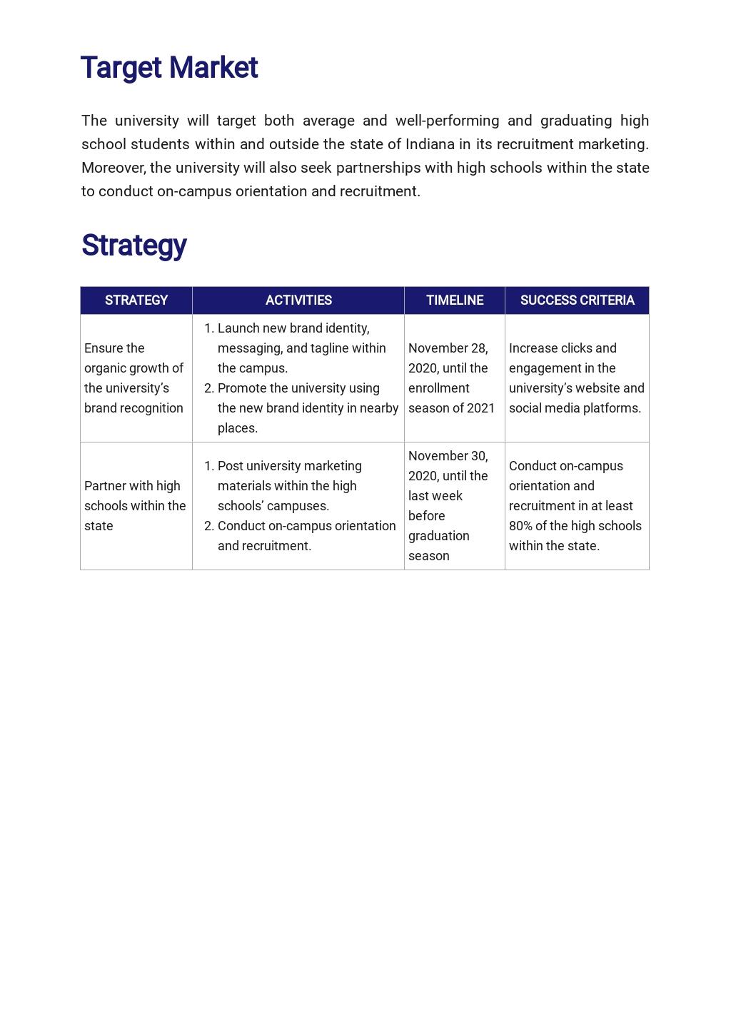 University Marketing Plan Template 2.jpe