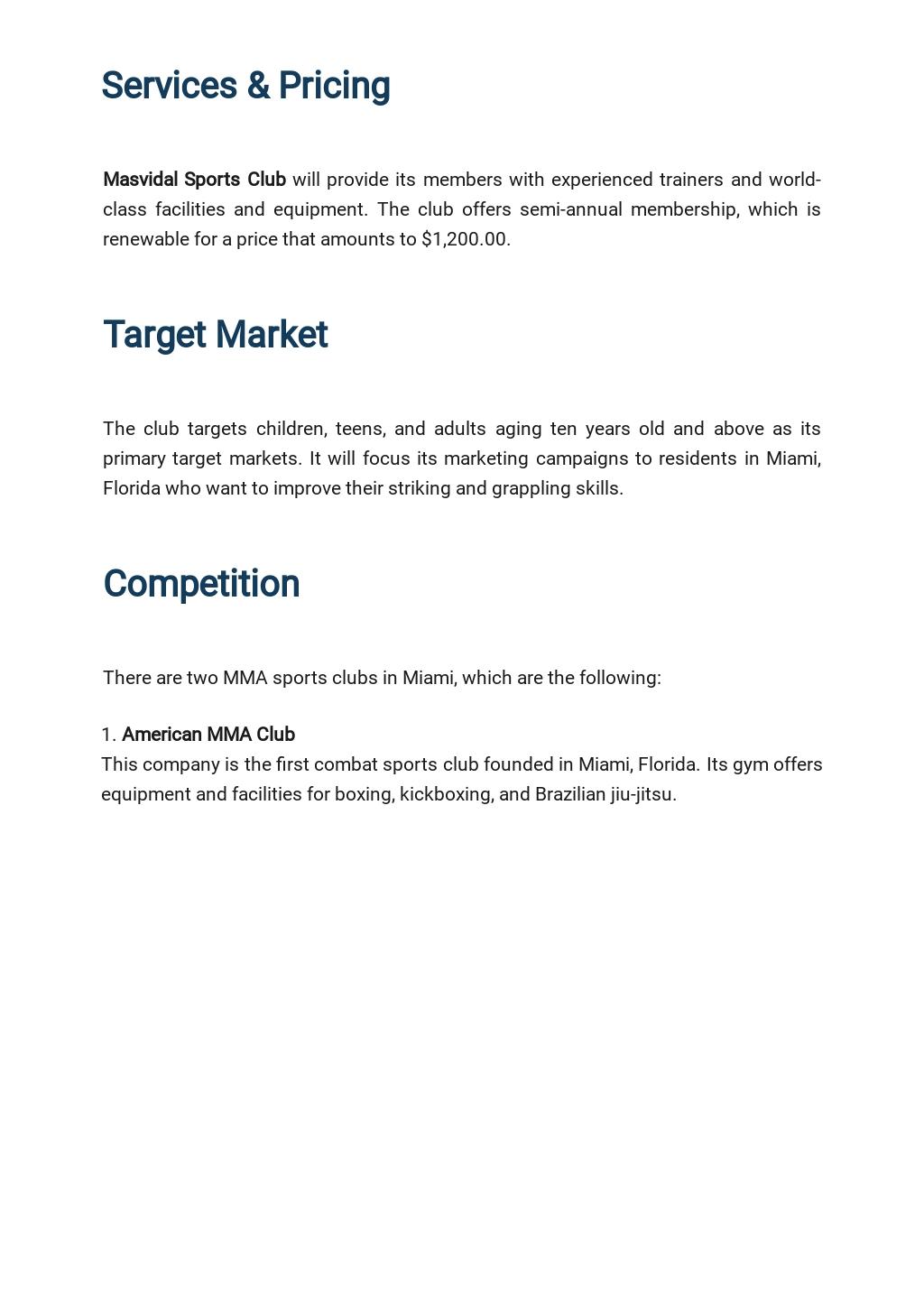 Sports Club Business Developement Plan Template 2.jpe