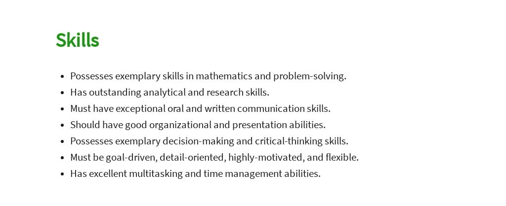 Free Administrative Analyst Job Ad/Description Template 4.jpe
