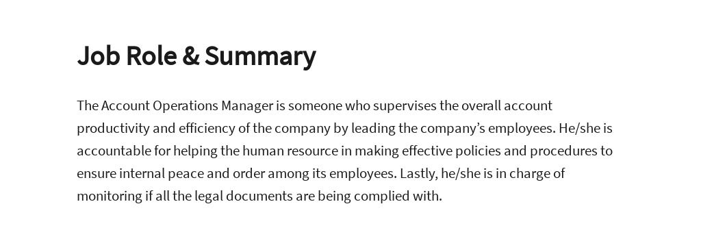 Free Account Operations Manager Job Description Template 2.jpe