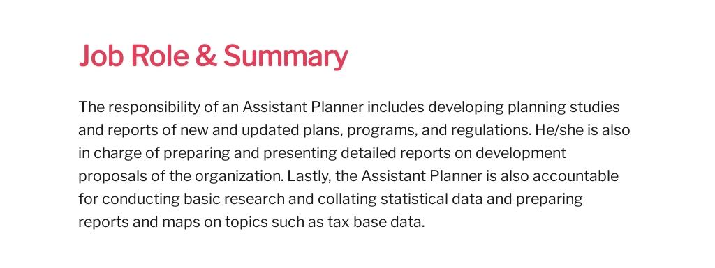 Free Assistant Planner Job Description Template 2.jpe